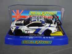 Scalextric - Bentley Continental GT3 limited edition # C 3515.