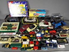 Solido, Matchbox, Corgi, Hubley, Others - A mixed collection of boxed and unboxed diecast,