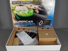 Scalextric - Incomplete Supercar Showdown # C1377.