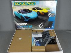 Scalextric - Incomplete Speed Hunters set # C1380.