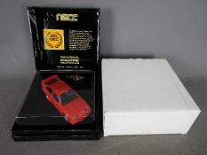 Scalextric - Ford Sierra RS500 in red,