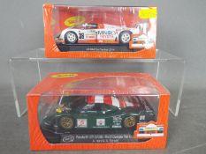 Slot.it - Porsche 911 GT1 Evo 98 # CA23c and Toyota 88C # SC19a.