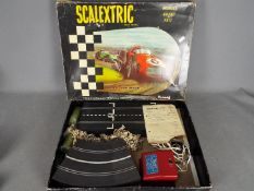 Scalextric - Incomplete Model No # G.P.1.