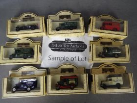 Withdrawn - Lledo - Over 50 diecast model vehicles by Lledo.