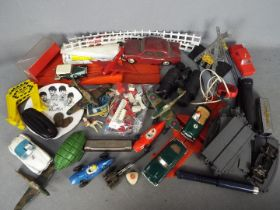 Scalextric, Triang, Other - Five unboxed vintage Scalextric cars,