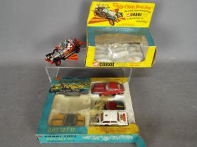 Corgi - A boxed Corgi #266 'Chitty Chitty Bang Bang' which appear in Excellent overall condition