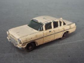 Matchbox - An unboxed Matchbox #22b Vauxhall Cresta.