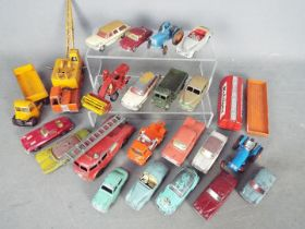 Dinky Toys, Corgi Toys, Budgie, Matchbox,Other - A collection of over 20 diecast model vehicles.