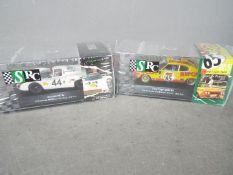 SRC - Slot Racing Company - 2 x cars,