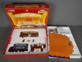Withdrawn - Corgi Classics - A boxed Corgi #31012 Mickey Kiely Boxing Set.