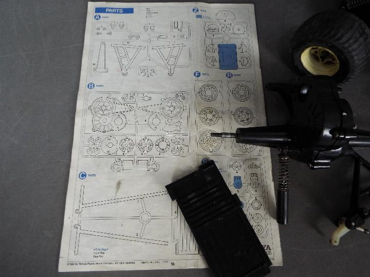 Tamiya - A part assembled and incomplete vintage 1984 release Tamiya 1:10 scale R/C 'The - Image 3 of 3