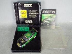Scalextric - NSCC - A limited edition Jaguar XKR GT3 made to celebrate 30 years of the National