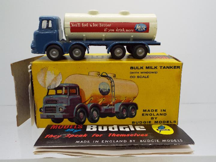 Budgie Toys - two boxed diecast commercial vehicles from Budgie Toys. - Image 2 of 3