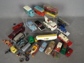 Dinky Toys, Corgi Toys, Spot-On, Matchbox,