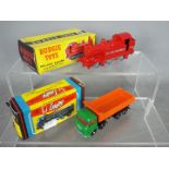 Lone Star Impy, Budgie Toys- Two boxed diecast vehicles.