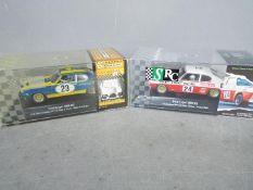 SRC - Slot Racing Company - 2 x Ford Capri RS 2600 models including a limited edition Jochen Mass