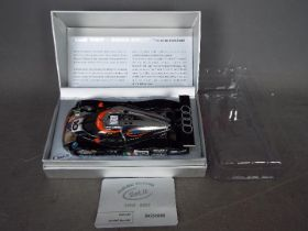 Slot-it - A limited edition Audi R8C Decennial Le Mans car, number 0423 of only 3000 produced.