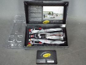 Slot-it - A limited edition Audi R18 TDI Le Mans car from 2011.