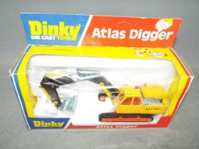 Dinky - A # 984 Atlas Digger in a window type box,