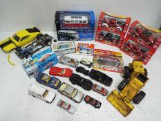 Corgi, Welly, Matchbox, Texaco / Shell, Lledo, Tonka and various playworn models.