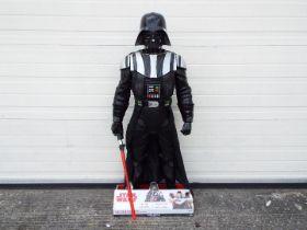 Jakks Pacific - Star Wars - A 48 inch Darth Vader Battle Buddy display figure with sound effects