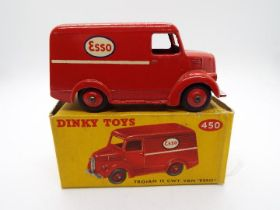 Dinky Toys - A boxed Dinky Toys # #450 Trojan Van 'Esso'.