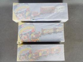 Corgi Classics - 3 x factory sealed Chipperfield sets,