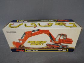 Dinky - A boxed # 984 Atlas Motorway Giant digger.
