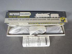 Wrenn Railways - an OO/HO gauge metal diecast 4-6-2 locomotive and tender,