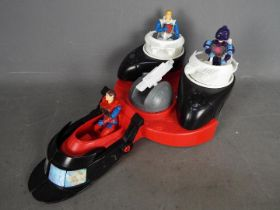 Hasbro - Visionaries - A 1987 Visionaries Capture Chariot with 3 x figures including Ectar,