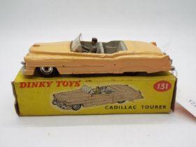Dinky Toys - A boxed Dinky Toys #131 Cadillac Eldorado Tourer.
