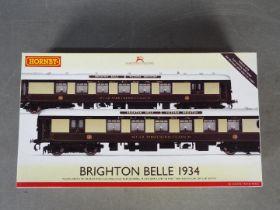 Hornby - an OO gauge Brighton Belle 1934 Train Pack DCC Ready,