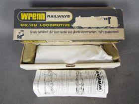 Wrenn Railways - an OO/HO gauge metal diecast 2-6-4T tank locomotive, op no 80033, BR black livery,