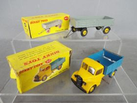 Dinky Toys - Two boxed Dinky Toys,