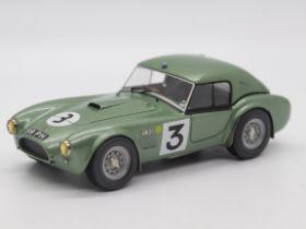 MPH Models - # 1147 - A boxed 1:43 scale resin model A.C. Cobra Le Mans 1963.