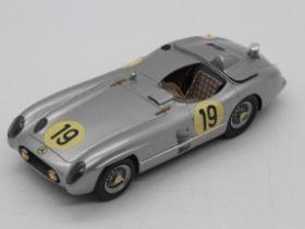 Starter, MPH Models, Tim Dyke - A boxed Starter / MPH Models #747 Mercedes 300SL Le Mans 1955 J.