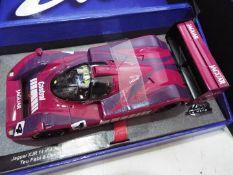 Le Mans - Slot Car in 1:32 Scale - Jaguar XJR 14 No. 4 Nurburgring 1991.