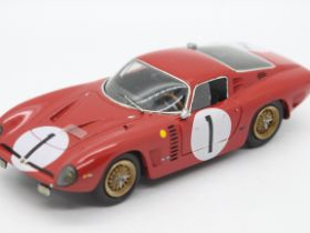 Vroom - MPH Models - # 572 - A boxed 1:43 scale resin model Bizzarini Iso Grifo A3C Le Mans 1964 as