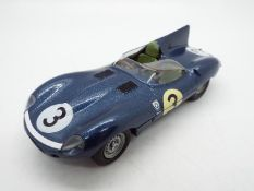 Provence Moulage - MPH Models # 215 - A boxed 1:43 scale resin model Jaguar D Type Shortnose 1956