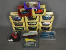 Corgi Original Omnibus - Brumm - Matchbox - A collection of 16 x boxed models in various scales