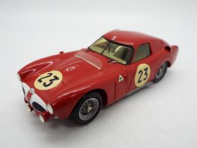 Prevence Moulage - MPH Models - # 83 - A boxed 1:43 scale resin model of a 1953 Alfa Romeo 6 C 3000
