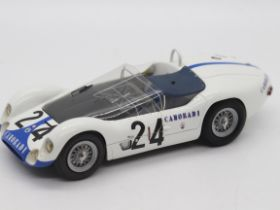 MPH Models - #1176 - A boxed 1:43 scale resin model of the Maserati Tipo 61 Birdcage 1960 Le Mans
