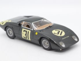 Graphyland - MPH Models - # 771 - A boxed 1:43 scale resin model of the 1965 Rover - BRM Coupe Gas