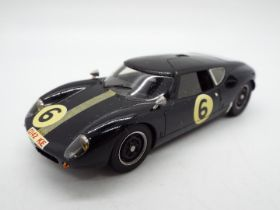 Mini Racing , MPH Models, Tim Dyke - A boxed MPH models #1017 Lola Mk.6 GT Le Mans 1963 R.