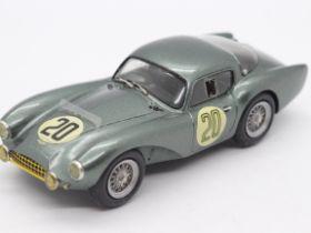 Provence Moulage, MPH Models, Tim Dyke - A boxed MPH models #625 Aston Martin DB3S Le Mans 1954 P.