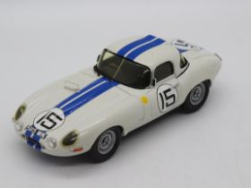 Provence Moulage - MPH Models - # 50 - A boxed 1:43 scale resin model of a Jaguar E Type