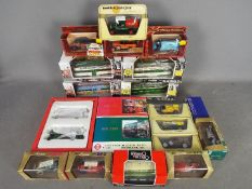 Corgi - EFE - Matchbox - Brumm - A collection of 18 x boxed models in various scales including #