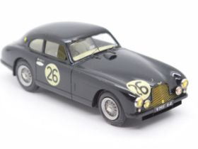 MPH Models - # 877 - A boxed 1:43 scale resin model Aston Martin DB2 as driven by Lance Macklin and