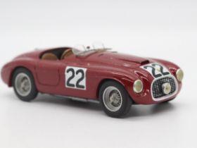Starter, MPH Models, Tim Dyke - A boxed Starter / MPH Models #512 Ferrari 166MM Le Mans 1949.
