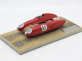 MPH Models, Tim Dyke - A boxed MPH Models #1384 Nardi 'Bisiluro' Le Mans 1955, M.Damonte / R.